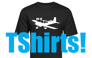 Vans Aircraft RV Shirts