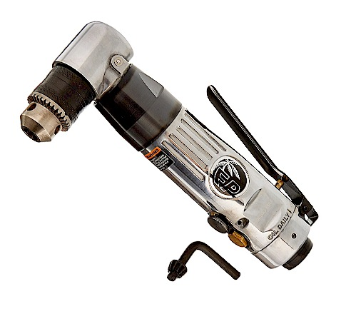 Florida Pneumatic 3/8 Inch Reversible Angle Drill