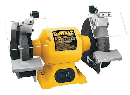 DEWALT 6-Inch Bench Grinder