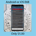 E6B Phone or Tablet Calculator